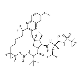 Voxilaprevir (伏西瑞韋 GS9857)1535212-07-7