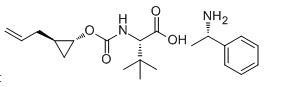 Voxilaprevir intermediate (伏西瑞韋中間體 GS9857)1799733-54-2